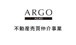 ARGO 売買仲介事業 リンクボタン
