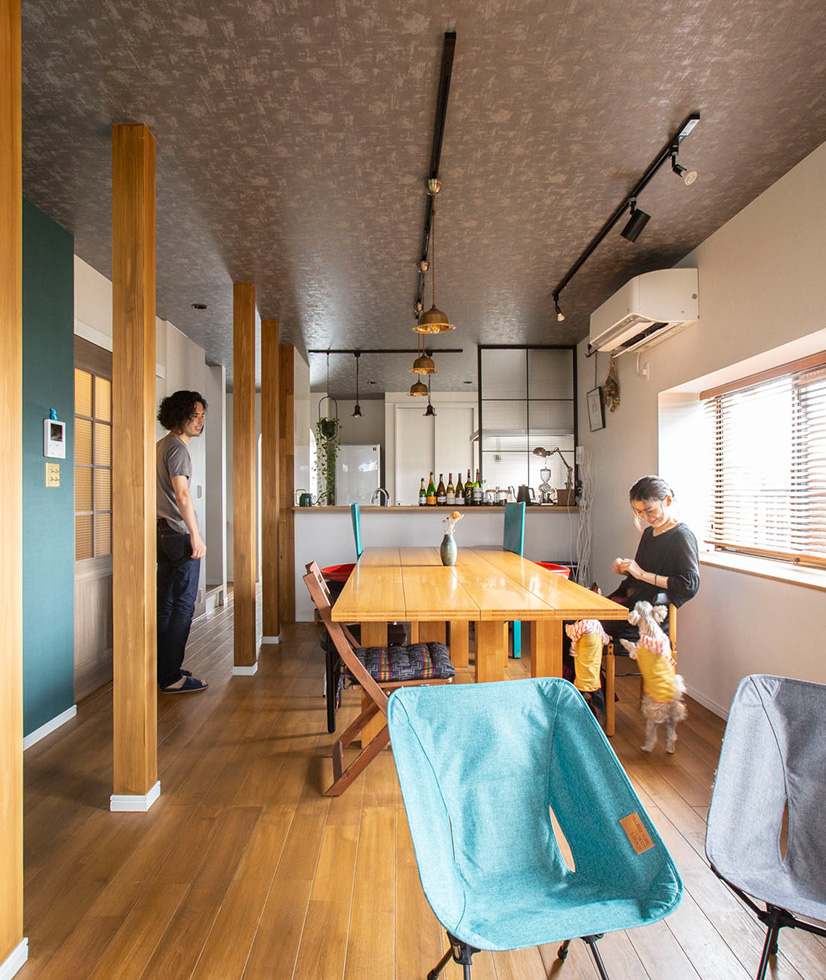 Reli renovation style 株式会社ALLAGI Reli(レリ)のリノベーションで叶える楽しく幸せな暮らし