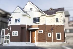 新築みたいなリノベーション!収納も豊富。白を基調とした明るいお家!