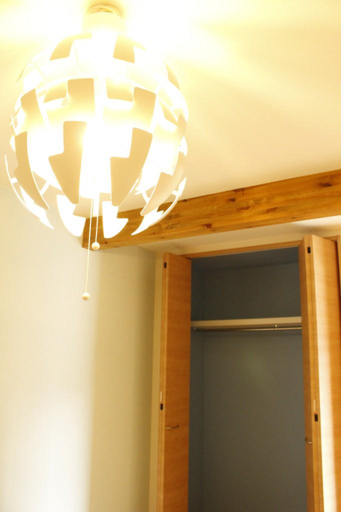 照明-個室